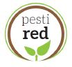 PestiRed Logo